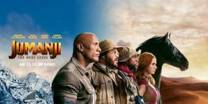 JUMANJI - THE NEXT LEVEL @ CineStar im Sony Center
