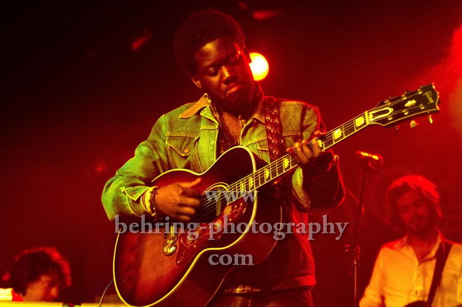 Michael Kiwanuka, Berlin, 02.12.2012, Konzert