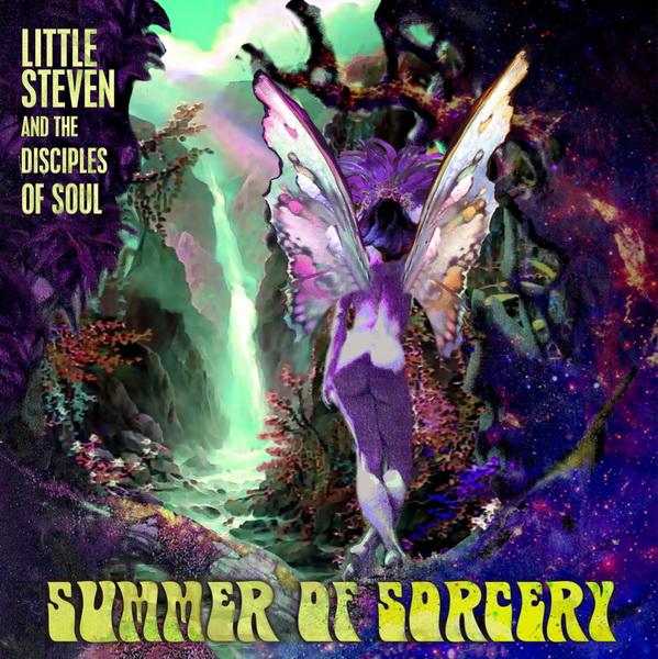 Little Steven, Summer Of Sorcery_ - CMS Source, cover