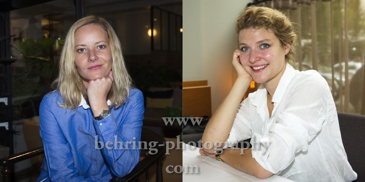 ERZGEBIRGSKRIMI - Photo Call mit Lara MANDOKI und Teresa WEISSBACH, Pressetermin, Berlin, 10.2019
