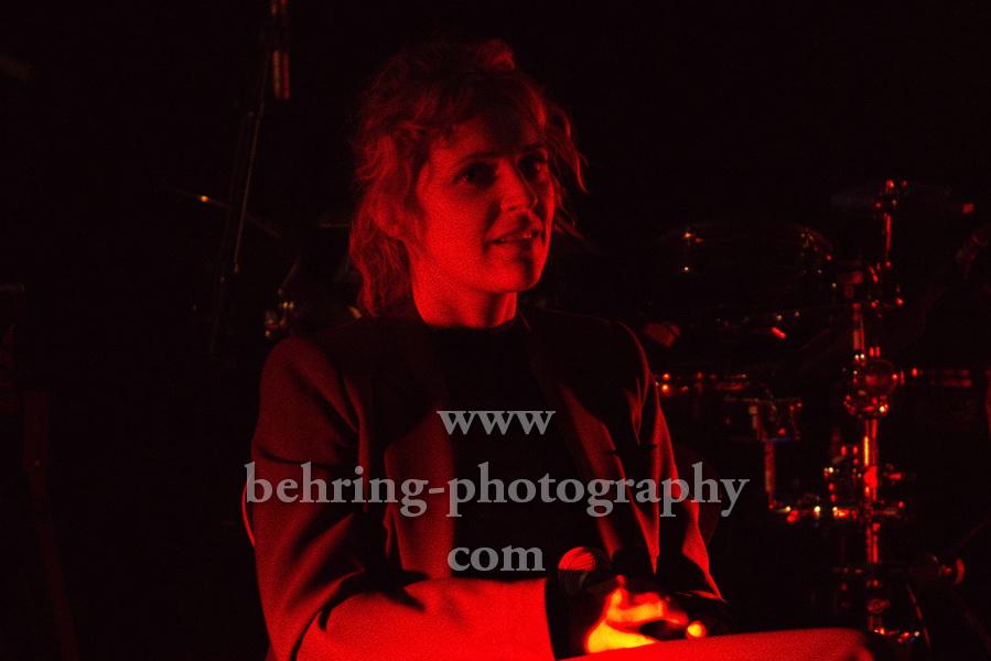 Agnes OBEL, Showcase, GALERIE JULIA STOSCHEK COLLECTION, BERLIN, 21.11.2019