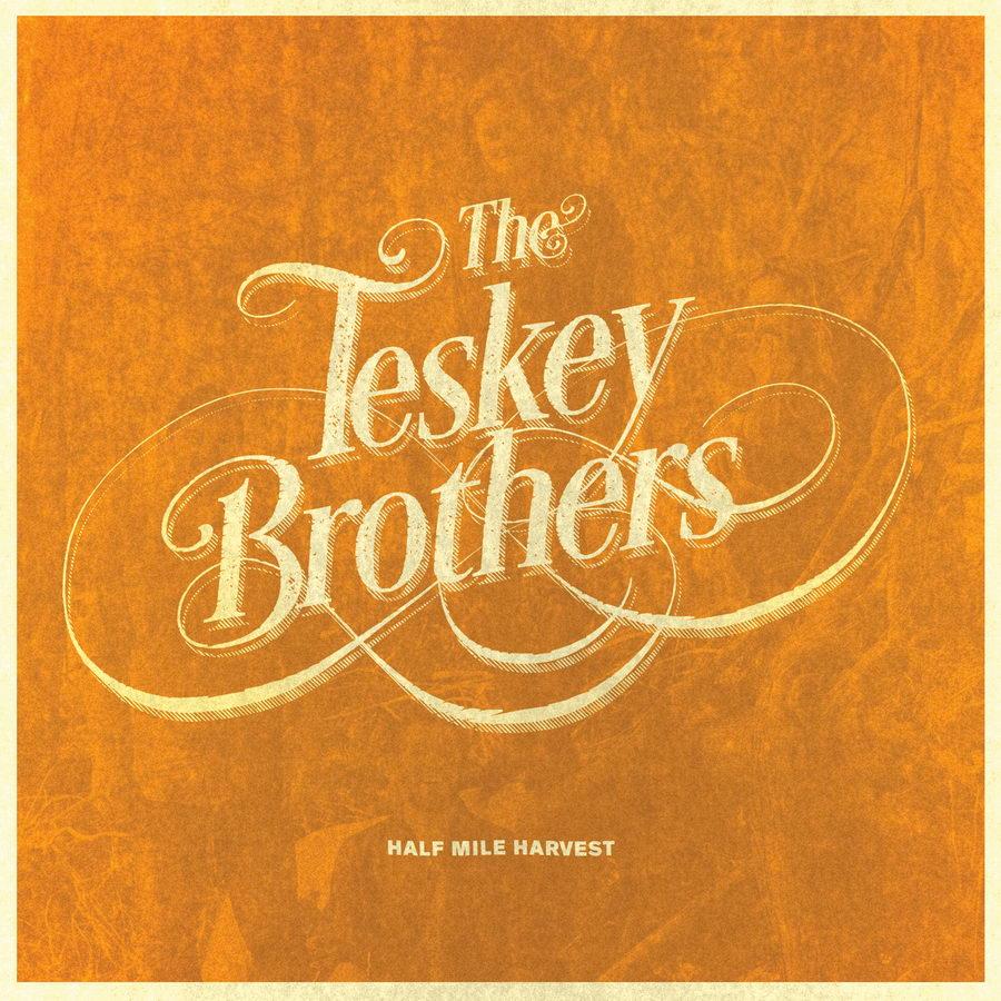 The Teskey Brothers - Half Mile Harvest - Cover
