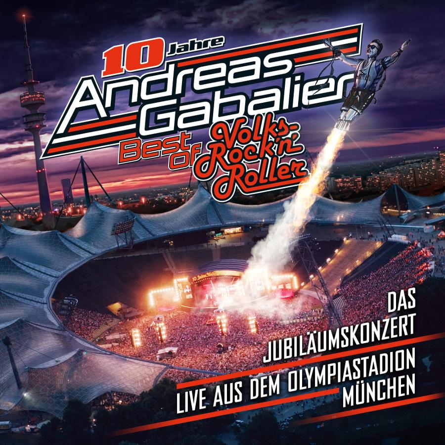 Andreas Gabalier Volks-RockNRoller Live