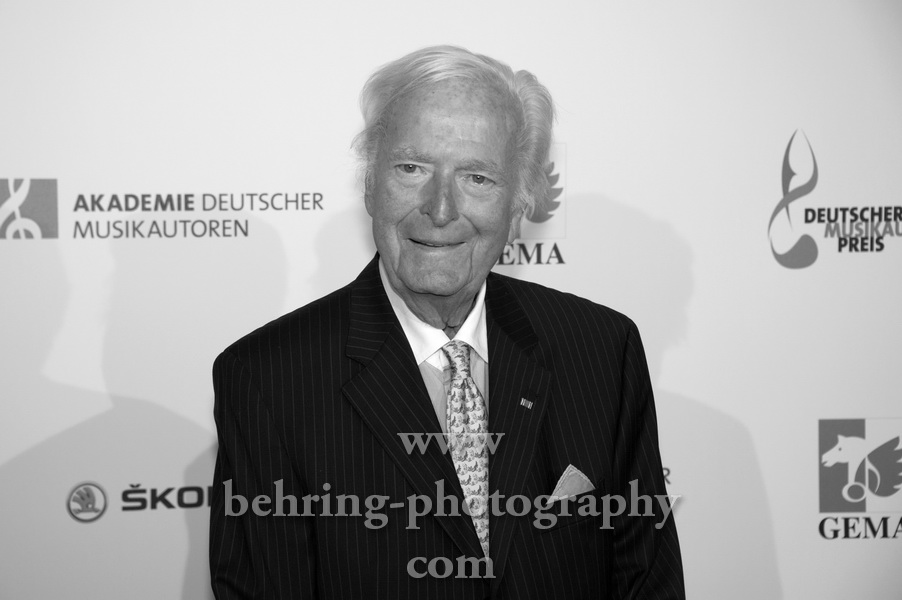 Martin Boettcher, gestorben am 19.4.2019 im Alter von 91 Jahren
