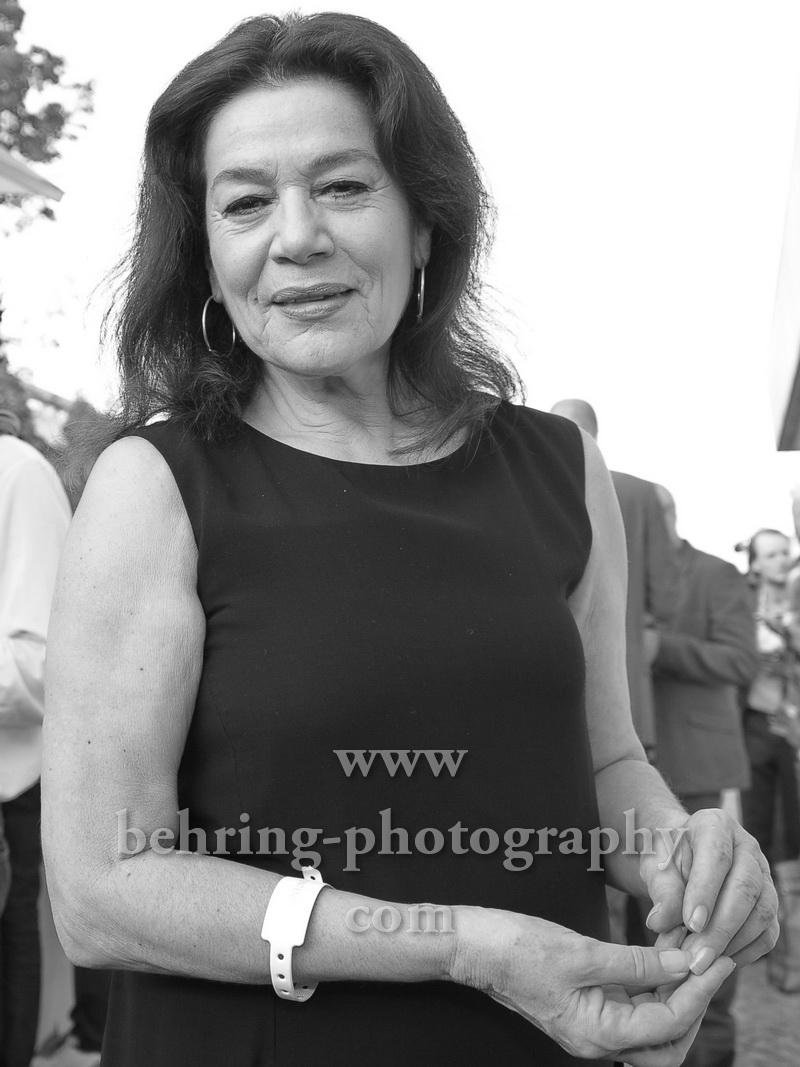 Hannelore Elsner, am 21.4.2019 im Alter von 76 Jahren in Muenchen gestorben