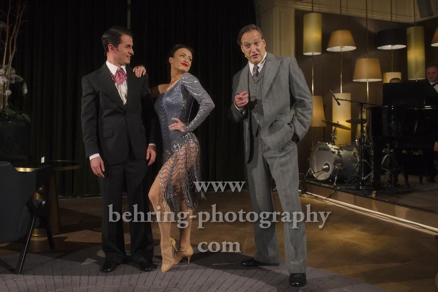 That`s Life - Das Sinatra-Musical, Showcase, Ritz Carlton, Berlin, 11.12.2019