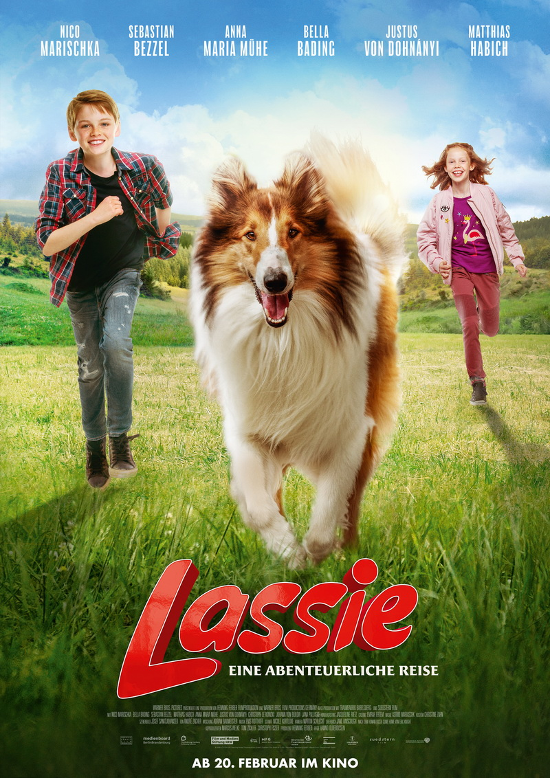 Lassie, 6217_Artworkposter_Adaption_DLB_k1.indd