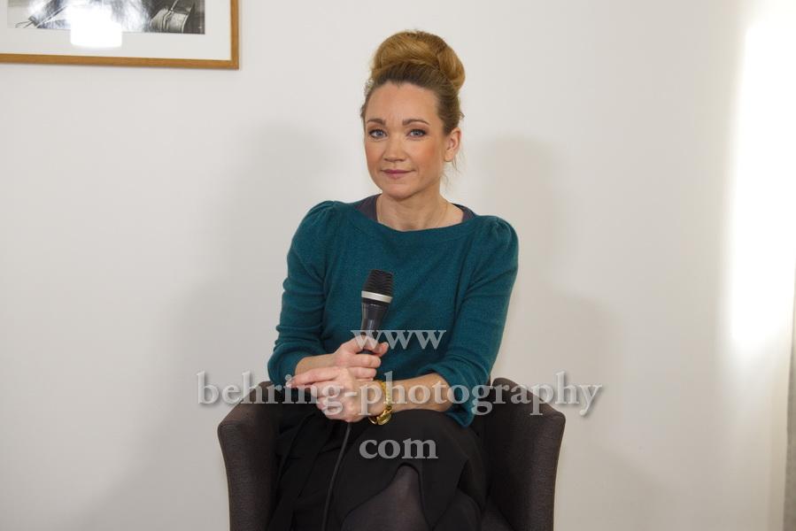 """Lisa Maria Potthoff"", ZDF Pressetag: STARKE FRAUEN, Ellington Hotel, Berlin, 17.02.2020"