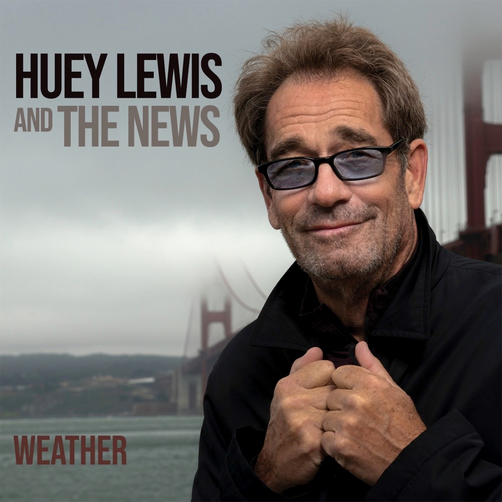 huey lewis and the news, weather, cover