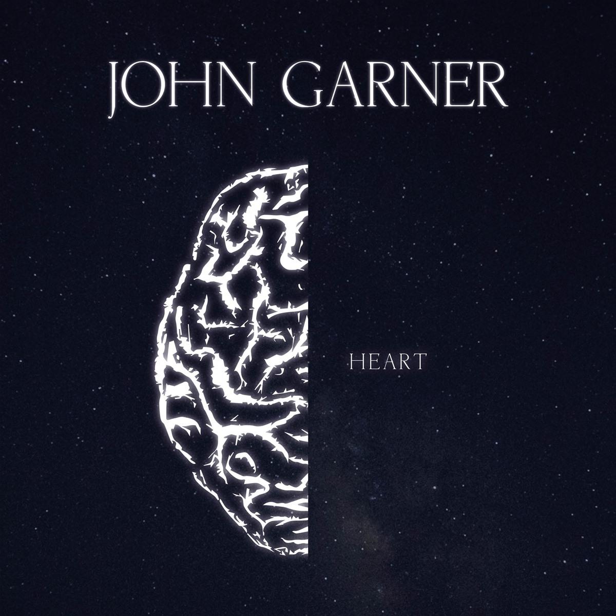 JOHNGARNER, Heart, Ep, Cover