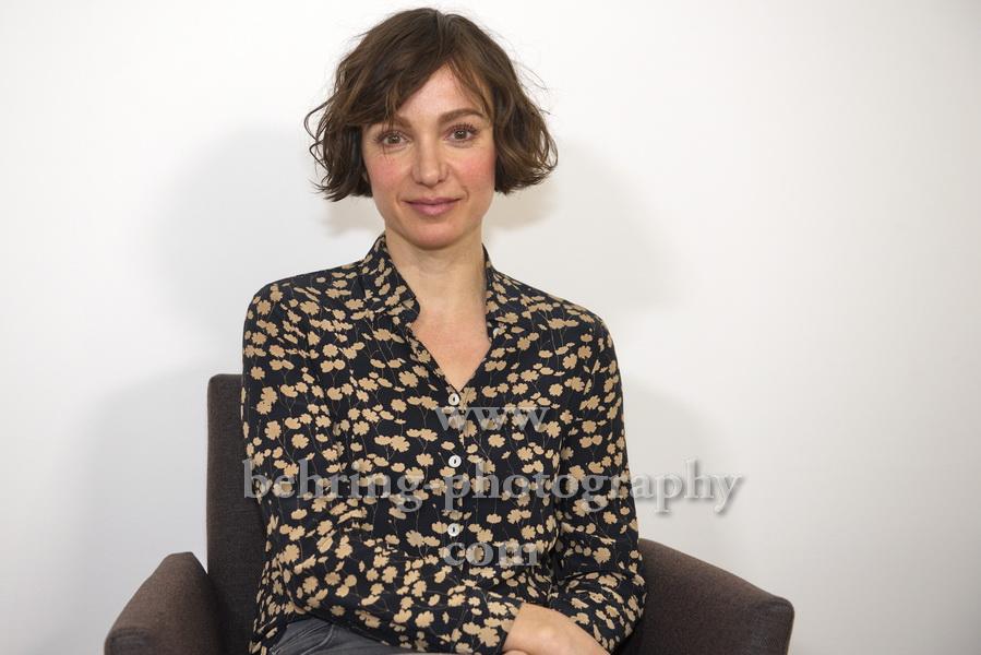 Julia Koschitz, ZDF Pressetag, Ellington Hotel, Berlin, 17.02.2020