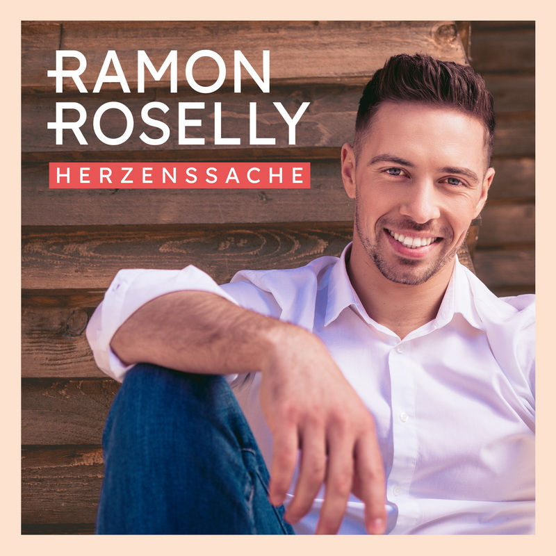 Ramon Roselly, Herzenssache, cover