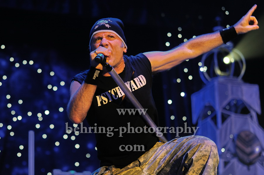 IRON MAIDEN, o2 World, Berlin, 03.06.2011