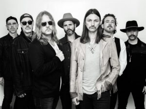 ALLMAN BETTS BAND - neuer Song - neues Album @ BMG Rights Management