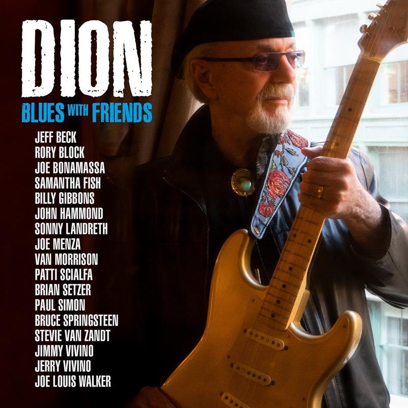 Dion_Blues With Friends_album artwork[6678]