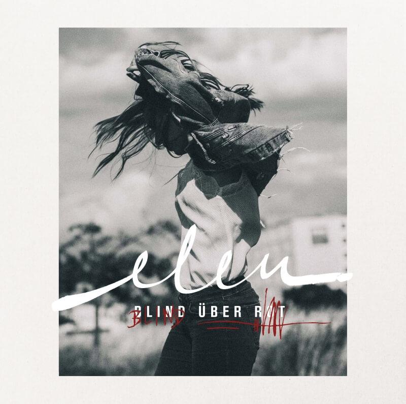 ELEN - Blind über Rot (Cover)