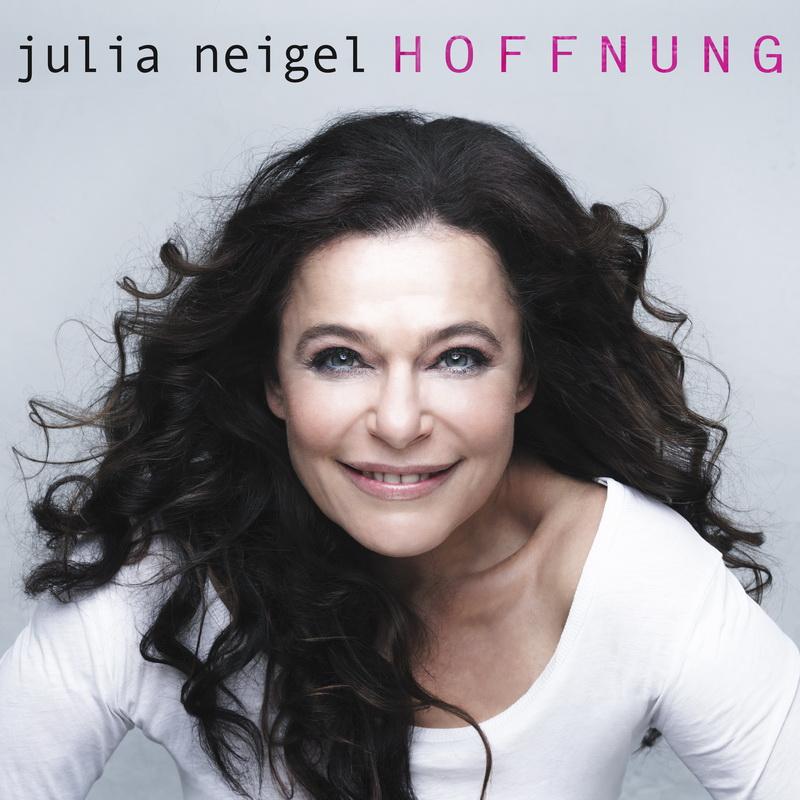 Julia Neigel Hoffnung cover