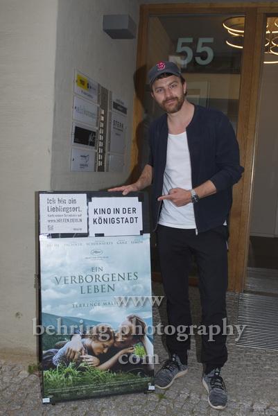 """""""Wiedereroeffnung Kino und Bar in der Koenigstadt"""", Photocall, Berlin, 30.06.2020"""