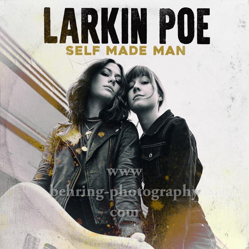Larkin Poe Self Made Man Albumcover