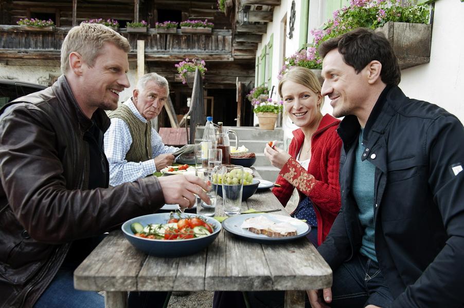 Die Bergretter, Staffel 5, Szenenbild