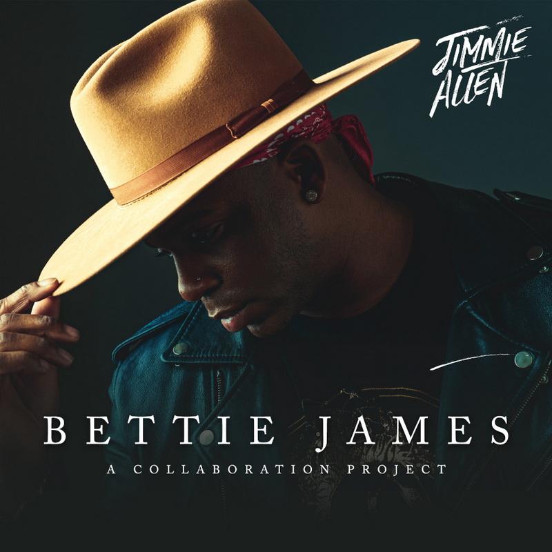 Jimmie Allen BettieJames EP CVR 1000px
