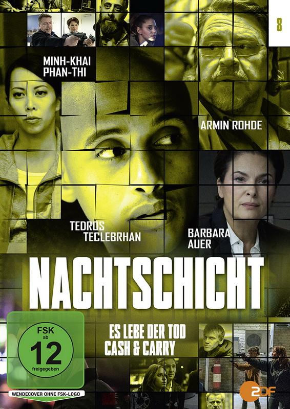 DVD Inlay Nachtschicht Staffel 8_Staffel 08