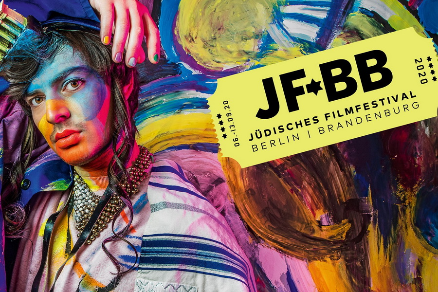 JFBB - 26. JÜDISCHE FILM FESTIVAL BERLIN BRANDENBURG_2020