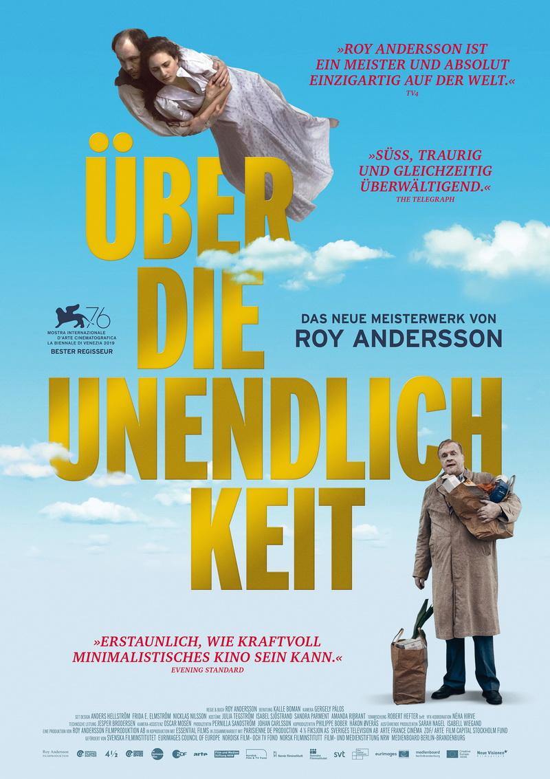 Ueber Die Unendlichkeit_Plakat