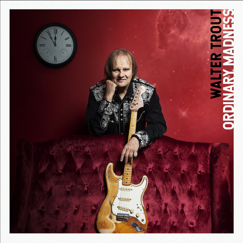 Walter Trout - Ordinary_Madness_Cover