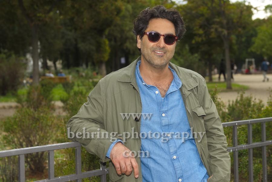 "Regisseur Massoud Bakhshi, ""YALDA"" (Kinostart: 27.08.2020), Photo Call, Moviemento am Kottbusser Damm, Berlin, 30.08.2020,"