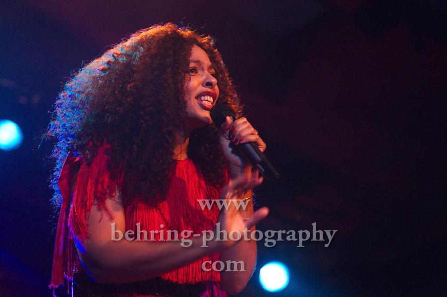 Joy Denalane, Astra Kulturhaus, Berlin, 06.11.2011, Konzert