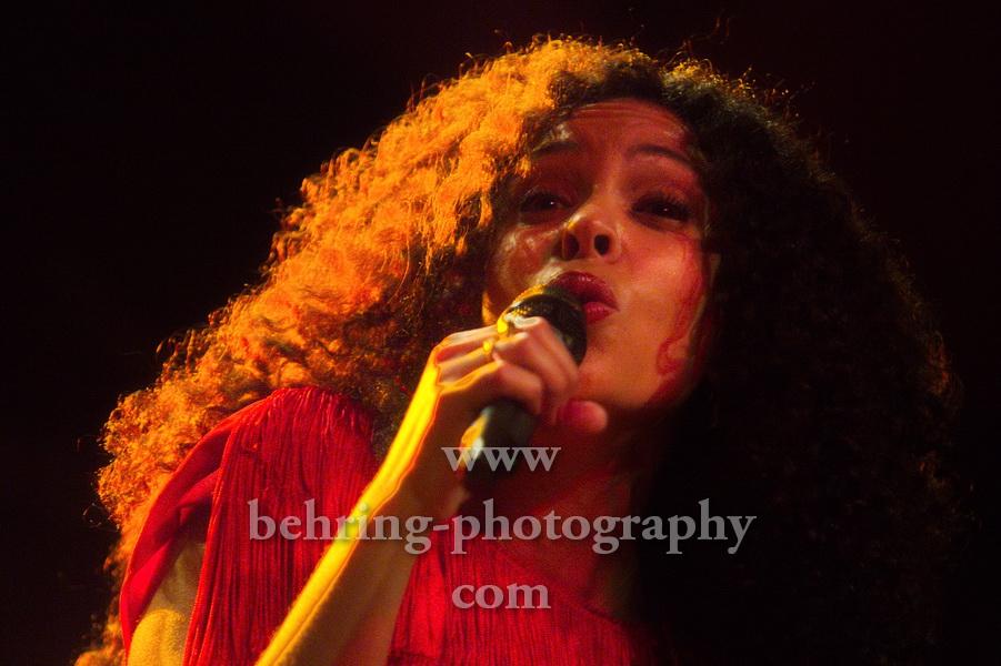 Joy Denalane, eine der Gewinnerinnen in diesem besonderen Musik-Jahr 2020, Astra Kulturhaus, Berlin, 06.11.2011, Konzert