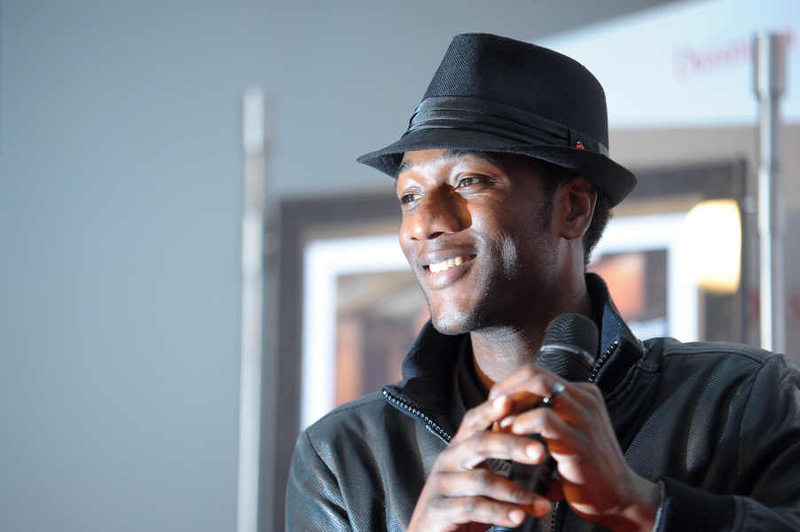 Aloe Blacc, Berlin, 31.03.2011