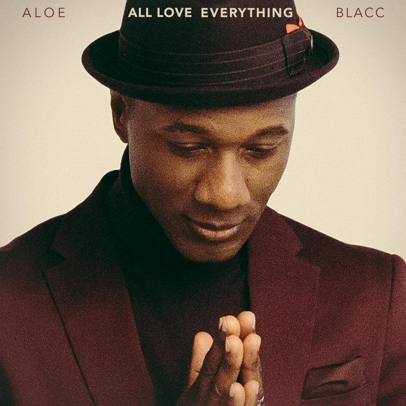 Aloe Blacc - Albumcover
