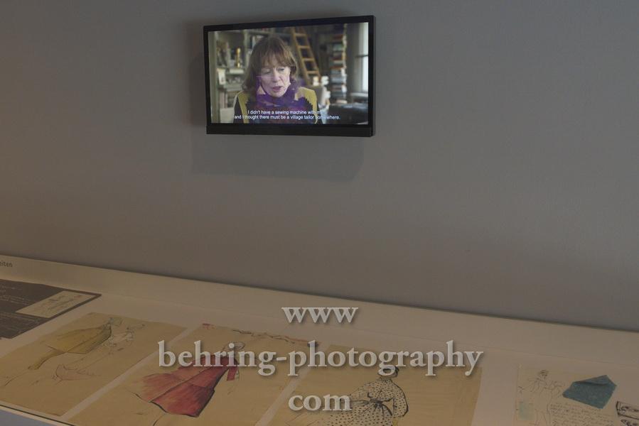 """Presserundgang am 30.09.2020, """"HAUTNAH - Die Kostüme von Barbara Braun"""", Deutsche Kinemathek - Museum Fuer Film Und Fernsehen, Berlin, 01.10.2020 - 03.05.2021,"""