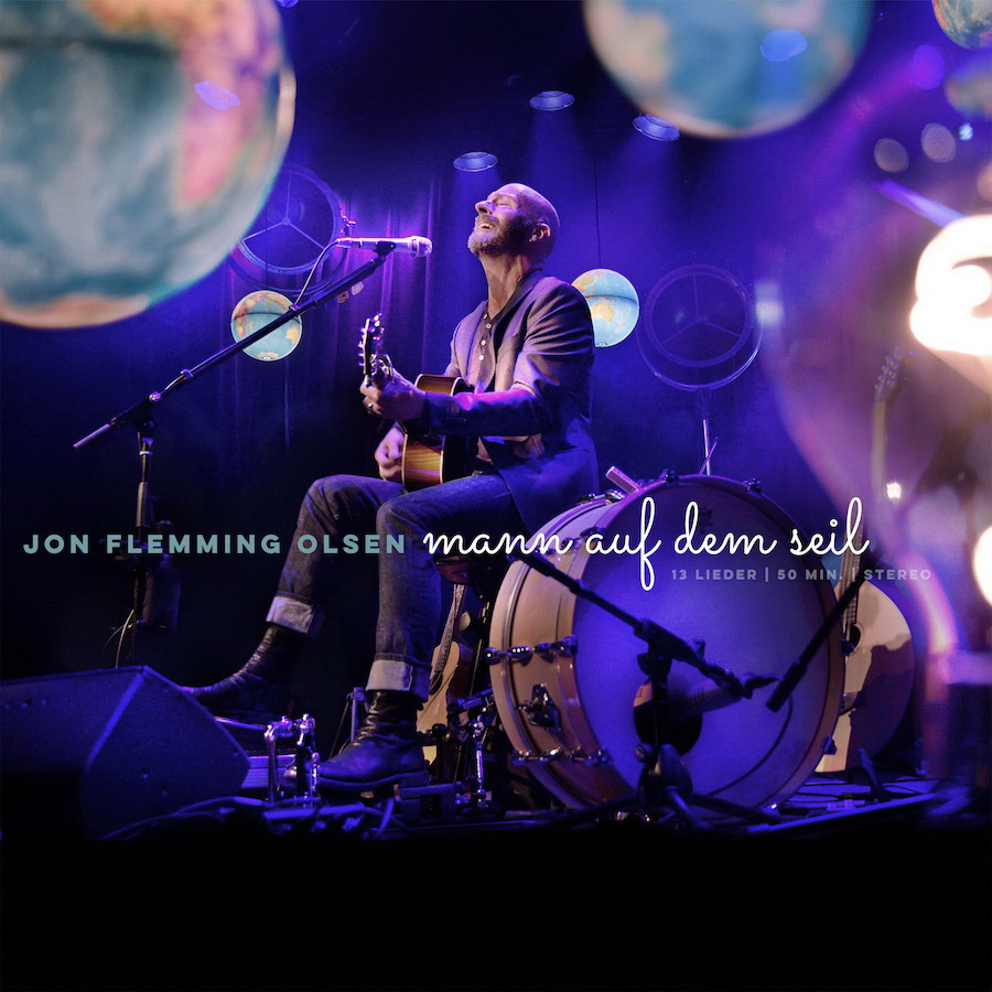 Jon Flemming Olsen_Album-Cover