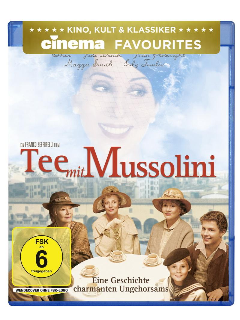 Tee mit Mussolini, 2D_300dpi_Cinema-Favourites, cover