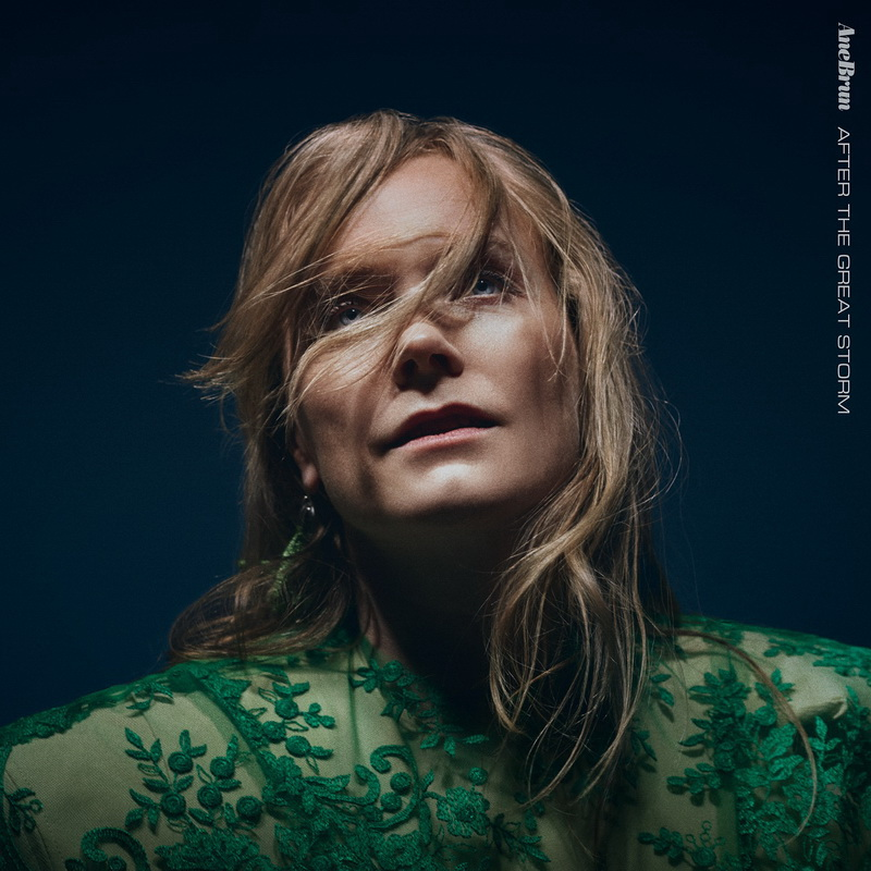 Ane Brun After, Cover