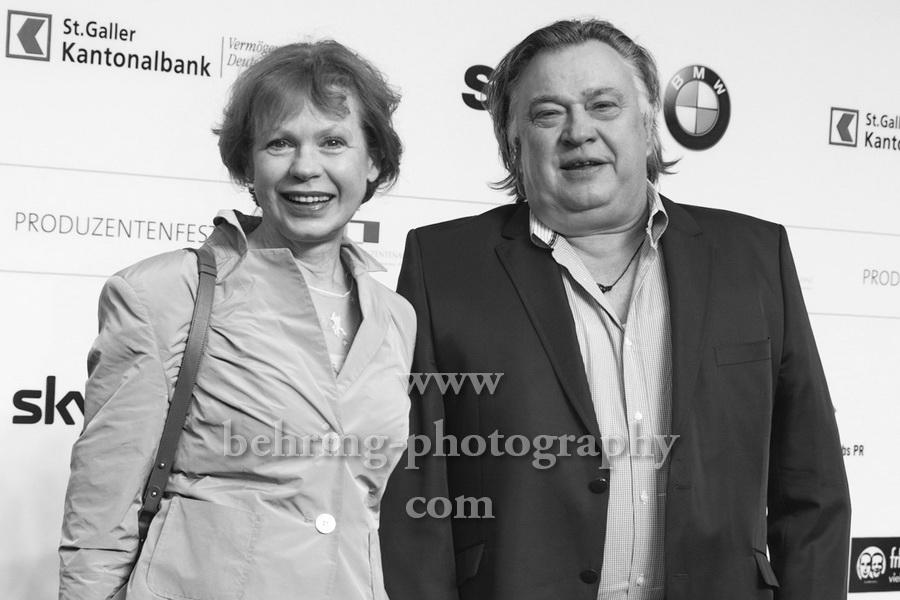 Prominente, die 2020 von uns gingen: Renate Kroessner (17.05.1945 - 25.05.2020) und Bernd Stegemann