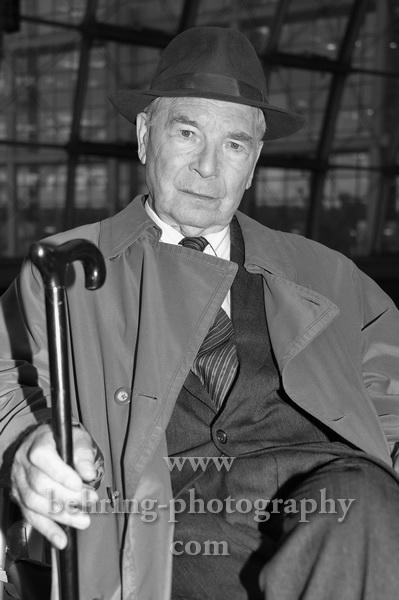 Prominente, die uns verließen: Otto Mellies (19.01.1931 - 26.04.2020)