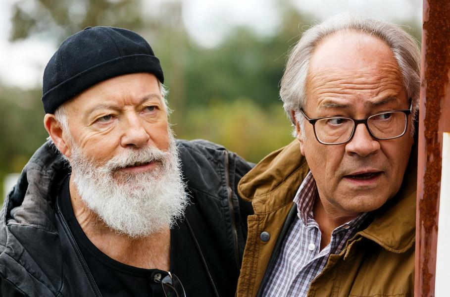 Rentnercops, Staffel 5, Start im Fernsehjahr 2021