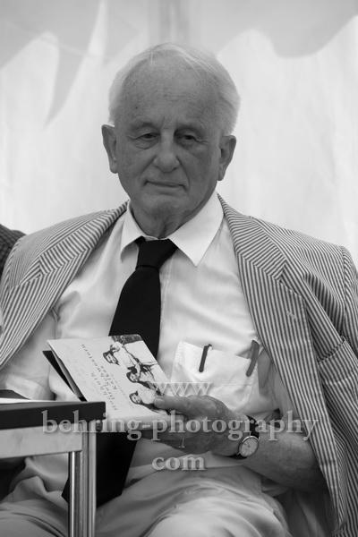 prominente, die 2020 starben: Schriftsteller Rolf Hochhuth