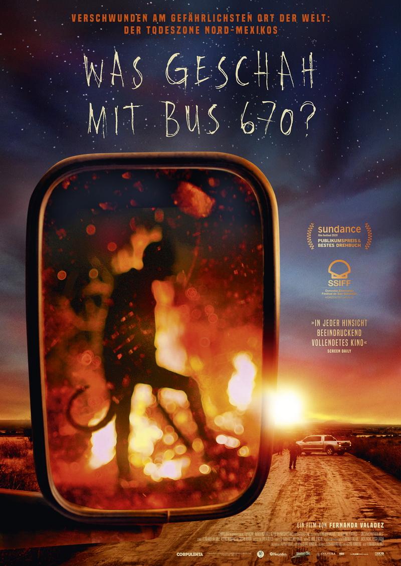 Was geschah mit Bus 670, Filmplakat, 2021