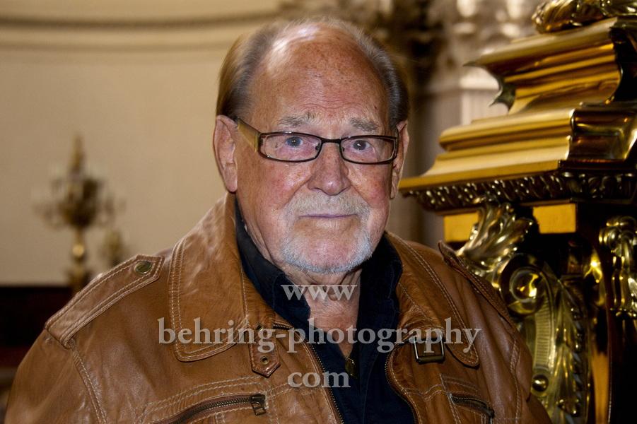 Herbert Koefer, 28. Jedermann-Festspiele ( 16.-26.10.2014), Pressetermin am 23.09.2014, im Berliner Dom, Berlin,