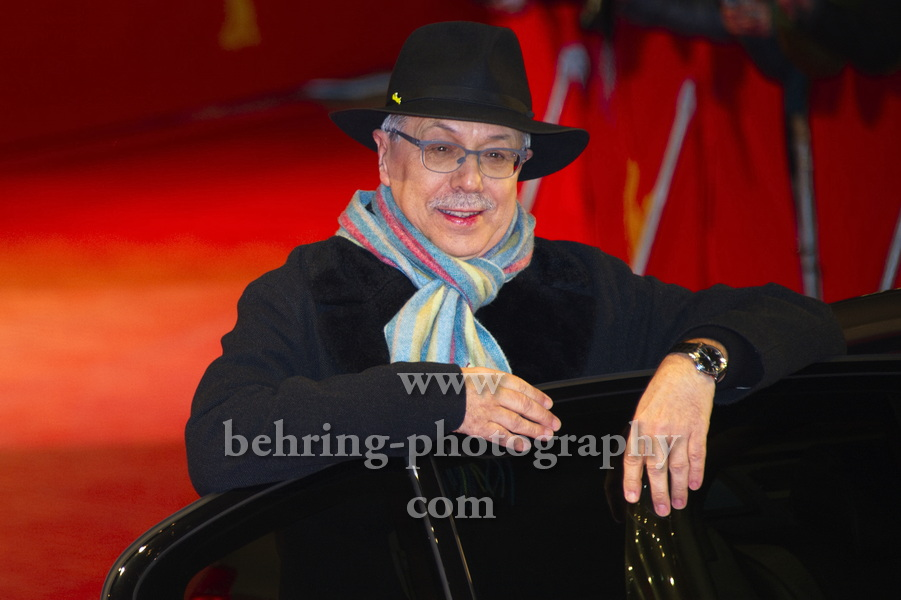Dieter Kosslick arrives at the premiere of the film THE GRANDMASTER (Yi Dai Zong Shi) on February 7, 2013 in Berlin, Germany, opening ceremony, 63rd Berlin International Film Festival , 63rd Berlinale, Red Carpet, on February 07, 2013 in Berlin