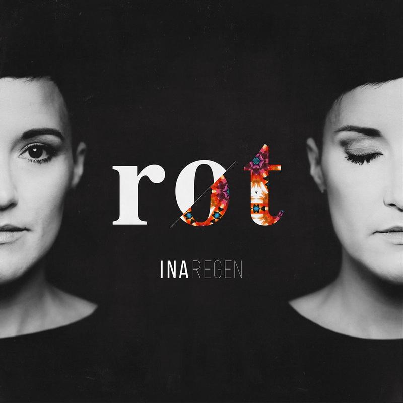Ina Regen, Album Artwork