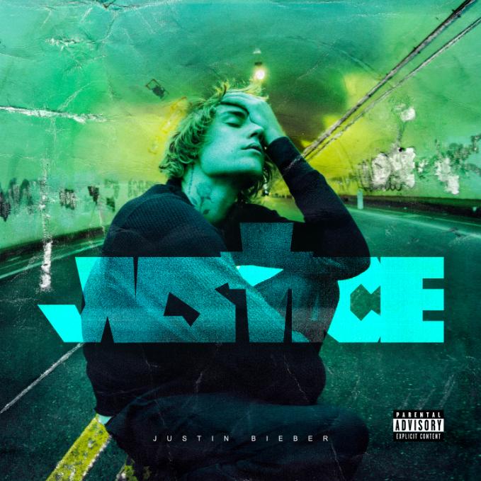 Justin Bieber, Justice, Album-Cover