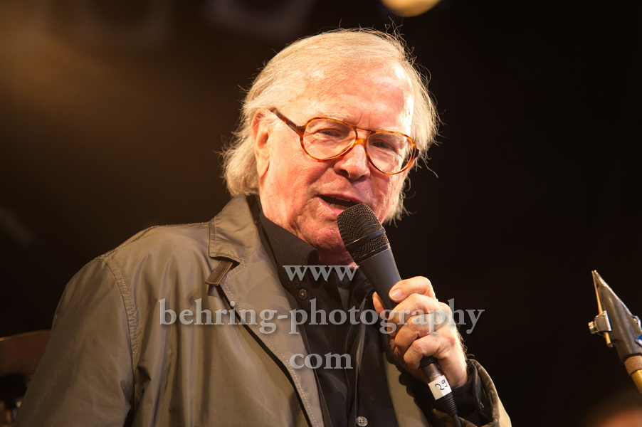 Klaus Doldinger, Rathaus Koepenick, Berlin, 20.07.2012, Konzert