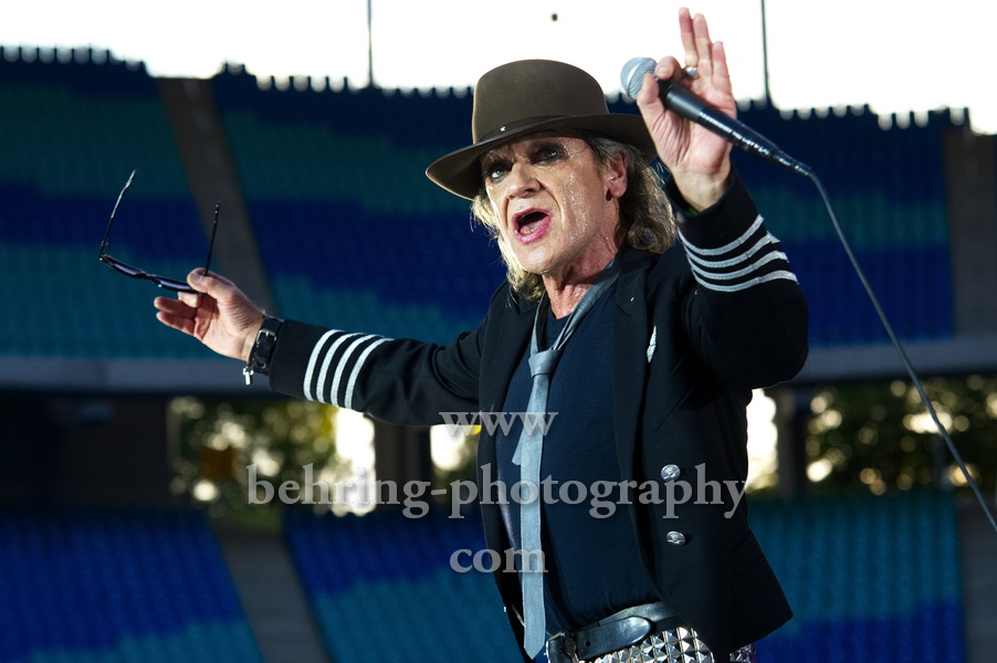 Udo Lindenberg, Konzert in der Red Bull Arena in Leipzig, Germany, am 13.06.2014