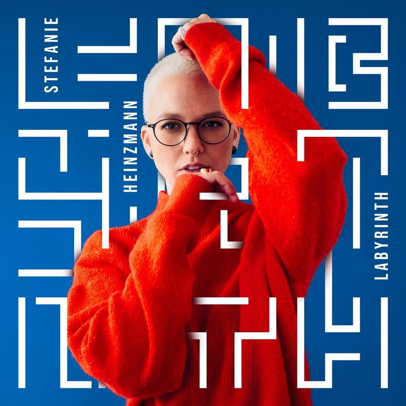 Stefanie Heinzmann - Labyrinth_Cover